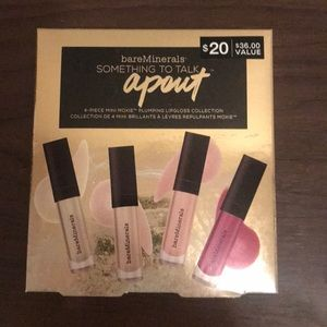 Something to talk apout-bundle is lippies!